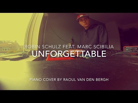 Robin Schulz - Unforgettable (feat. Marc...
