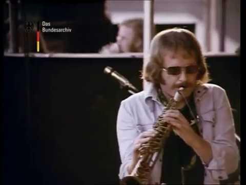 Soft Machine at Scheessel Open Air 1973