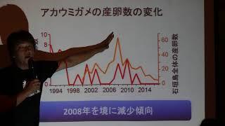 石垣島ウミガメ活動報告会