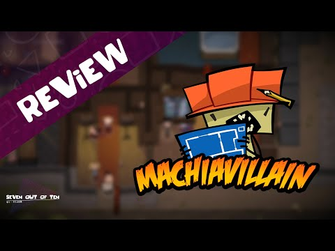 Manage Your Own Haunted House - Machiavillain Review