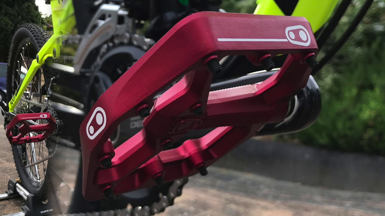 Crank Brothers Stamp 7 Pedals HD Slideshow