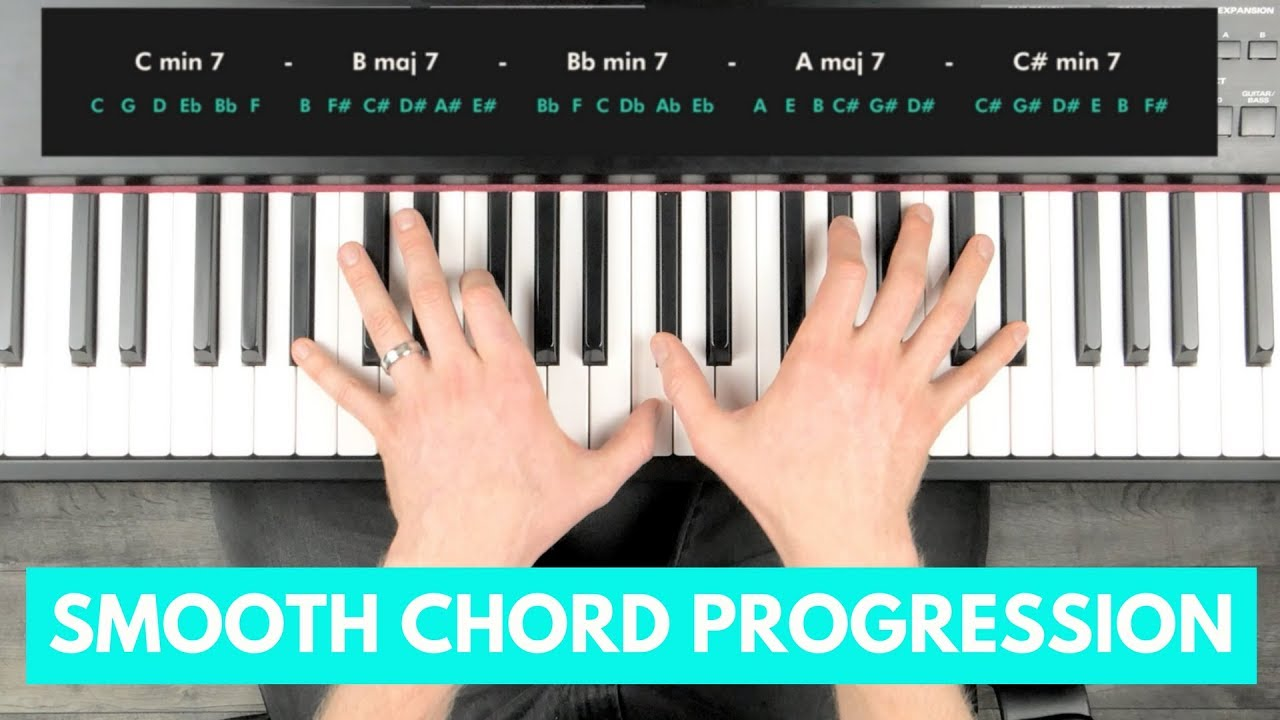 Smooth Chord Progression for Jazz Piano - The Musical Ear