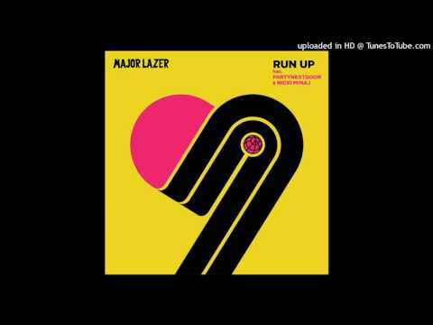 Major Lazer  Run Up  Instrumental feat PartyNextDoor & Nicki Minaj