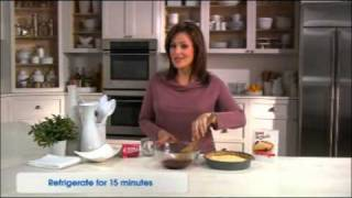 Jell-o Raspberry Glace Cheesecake Pie