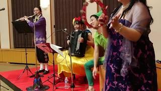 Csikos Post Accordion - mayuko fukuda Flute - wataru kobayashi.