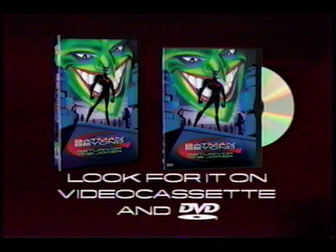 Batman Beyond - Return of the Joker (2000) Trailer (VHS Capture)