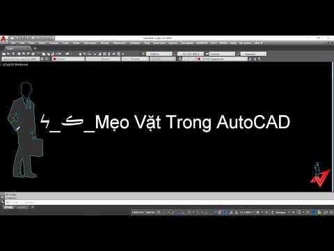 Rải đối tượng theo đường cong cho trước bằng lệnh ARRAY trong AutoCAD