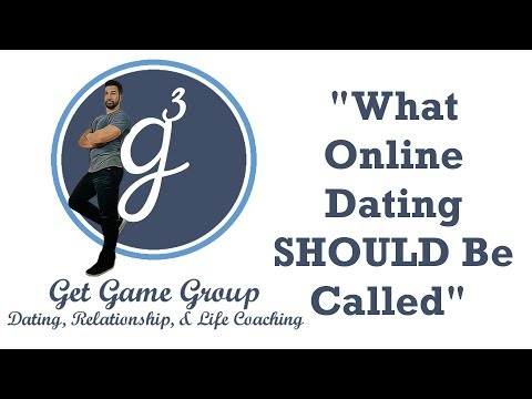 online dating what am i doing wrong