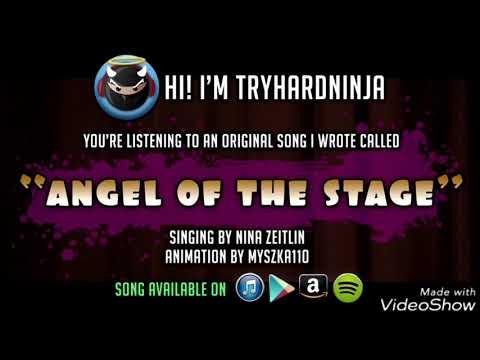 """[SFM] ALICE ANGEL SONG """"Angel of the stage"""" by Tryhardninja instrumental/karaoke"""
