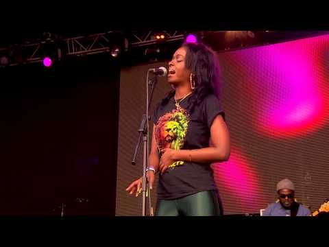 The Wailers - Jammin' / Could You Be Loved (Glastonbury 2014)