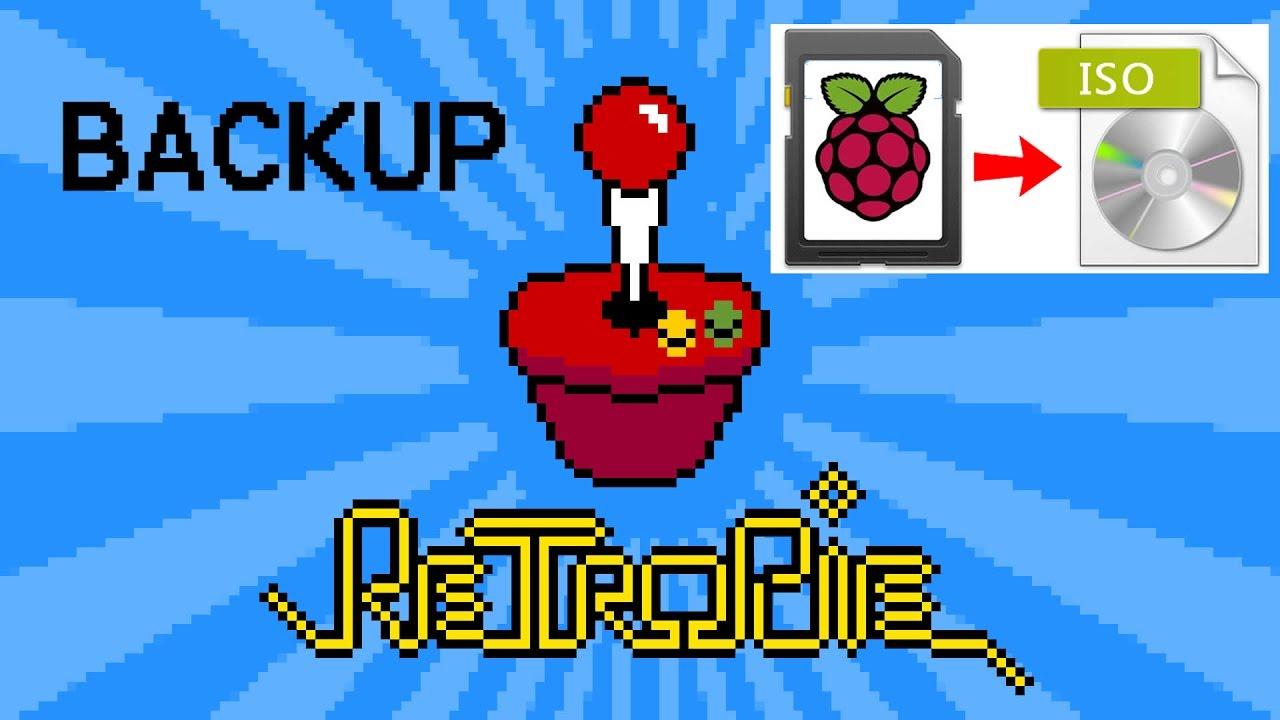 Backup Your Raspberry Pi Image - EASY!