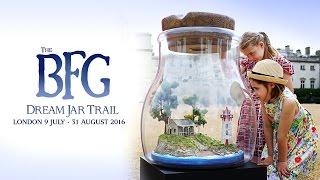 The BFG Dream Jar Trail: Romero Britto