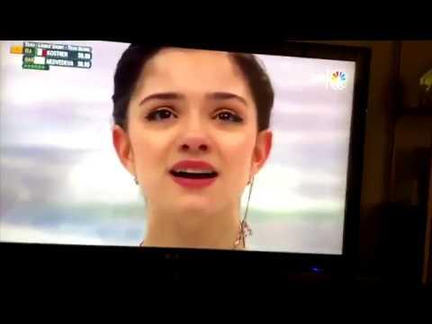 Leslie Jones Tweets Olympic Figure Skating