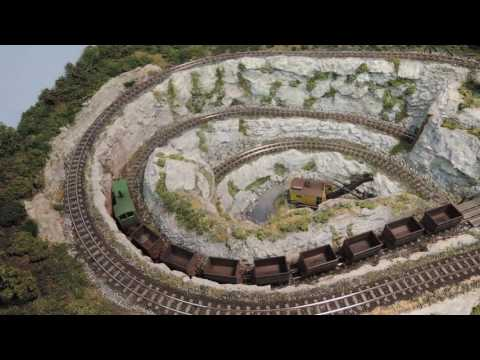 HOn 30 Narrow Gauge Coal Mine Railroad