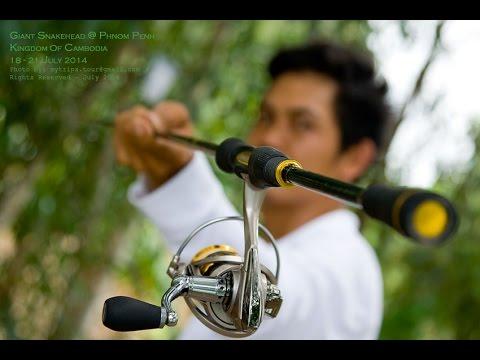 Trip Cambodia Fishing Ep.1