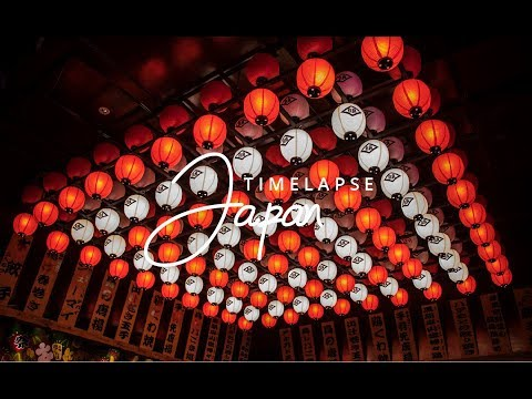 Made In Japan | Timelapse Travel Film