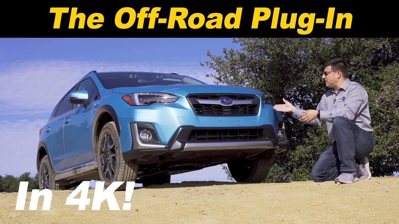2019 Subaru Crosstrek Hybrid - Second Time's The Charm