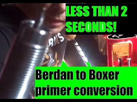 Berdan To Boxer Primer Conversion Custom Made Tool By Jsd
