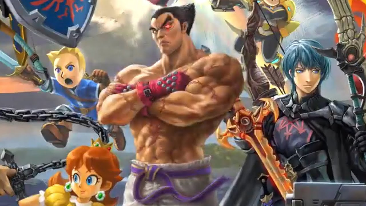 All Smash Ultimate Banner Reveals Including Kazuya (Everyone is Here!)