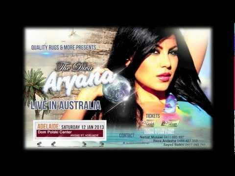 The Diva Aryana Australia Tour 2013