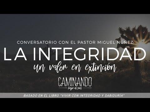 Caminando bajo el sol - Conversatorio con el pastor Miguel Núñez