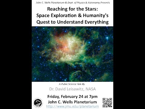 Reaching for the Stars: Space Exploration & Humanity's Quest to Understand Everything