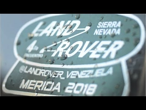 4to Encuentro Nacional LAND ROVER Venezuela / Full Video