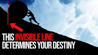 This INVISIBLE LINE Controls Your Life! (DO THIS to CHANGE IT)