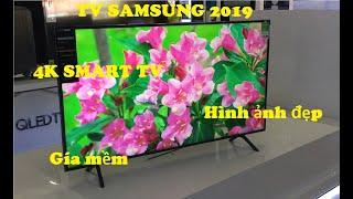 Tivi Samsung 2019 55RU7100 4K Smart TV - Cải tiến mới - Đáng mua trong tầm giá dưới 20tr