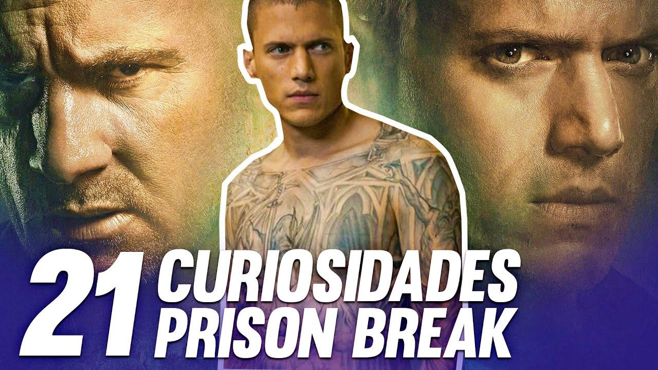 Download 21 CURIOSIDADES INCR�VEIS SOBRE PRISON BREAK