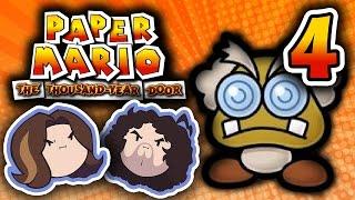Paper Mario TTYD: Hips, Not Hip - PART 4 - Game Grumps