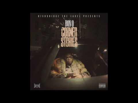 Don Q - Corner Stories [Prod. by D.Lo]