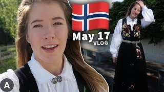 WHAT NORWAY'S NATIONAL DAY (17. MAI) IS LIKE