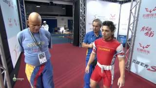 Тяжелая атлетика. Чемпионат Мира 2013. Мужчины  до 56 кг