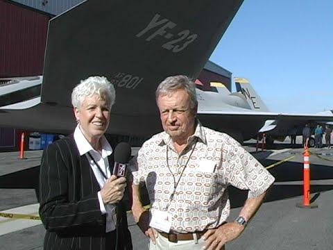 Northrop YF-23 Interview