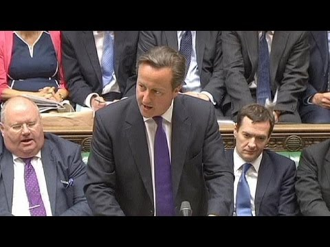 """Cameron: """"Das Volk wird entscheiden"""""""