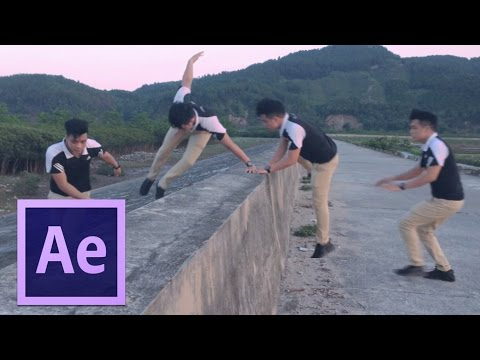 Adobe Affter Effects: Freeze Frame Effect (Review)