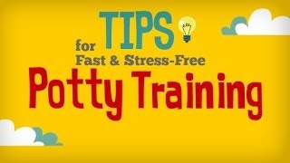 Potty Training Tips for Boys & Girls | Easy Tips for Toilet Training Toddlers