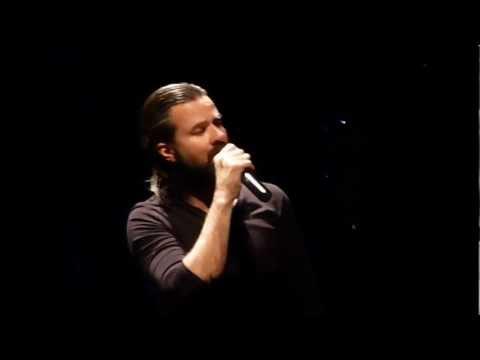 """""""Frio"""" (Historia de un desamor) Jarabe de Palo - Acústico Live   Ermua 2013"""