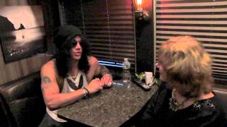 95.9 The Rat's Rockin' Robyn interviews Slash