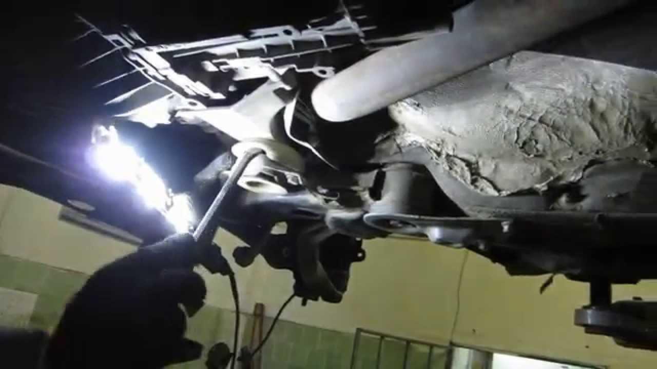 Пассат б5 защита двигателя 115