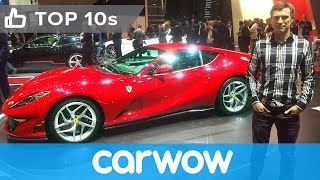 Ferrari 812 Superfast 2017 - find out what's so special about it | Top 10s