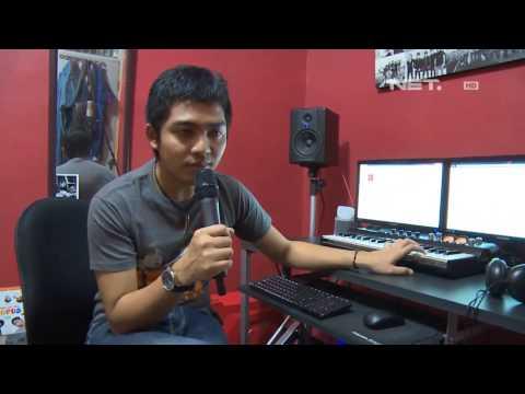 Entertainment News - Ade Govinda bikin lagu untuk penyanyi lain