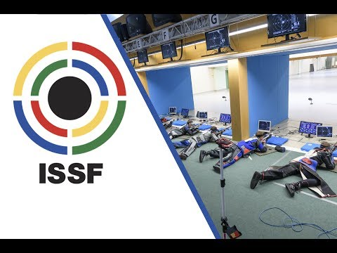 50m Rifle 3 Positions Men Final - 2017 ISSF World Cup Stage 4 in Munich (GER)