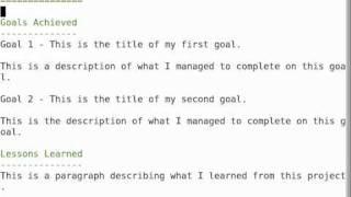 Using Sphinx to Document Python Code
