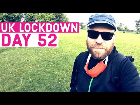UK Coronavirus Lockdown - Day 52 | Picturesque Walking In Bristol, UK