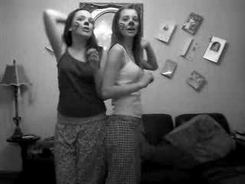 Jodzie & Kirsty, Dancing =]