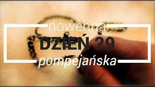 Nowenna pompejańska - dzień 29