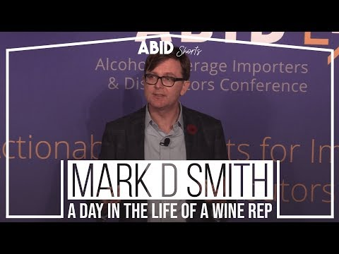 A Day In The Life Of A Wine Rep