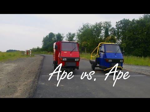 Piaggio Ape 50 vs. Piaggio Ape 50